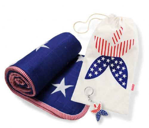 Cuski Happy USA  (Clearance!)